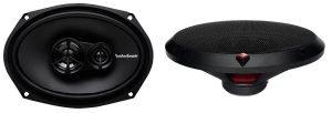 "Rockford Fosgate R169X3 Prime 6x9"" 3 Way Full-Range Coaxial Car Speaker"