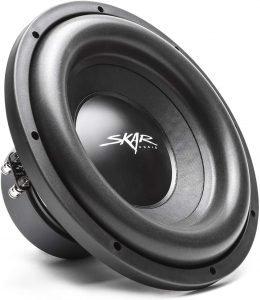 Skar Audio SDR-12 D2 12 inch 1200 Watt Max Power Dual 2 Ohm Car Subwoofer
