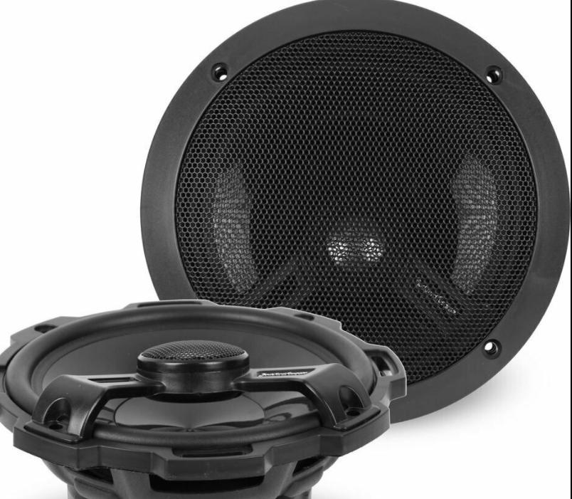 rockford fosgate 6.5 coaxial speakers