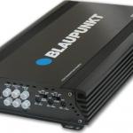 Blaupunkt 1500W 4-Channel Amplifier